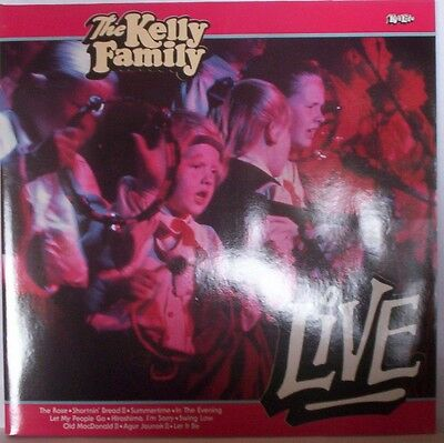 LP The Kelly Family Live