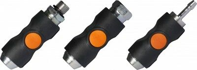 """BSC061163 Prevost Range 19 Series Safety Coupling 1/2"""" BSPP Male"""