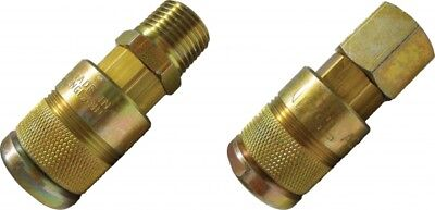 """AC4JF PCL 60 Series Coupling 1/2"""" BSPP Female"""
