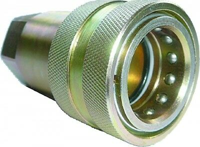 HISO-A16 Hydraulic ISO A Coupling - Steel 1""