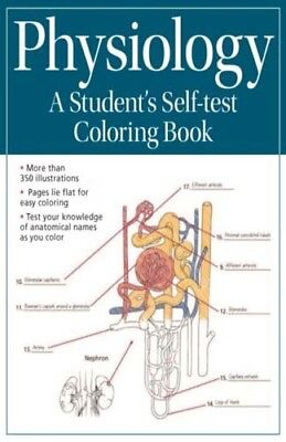 Physiology: A Student's Self-Test Colouring Book