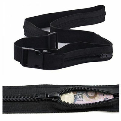 Secret Travel Waist Money Belt Hidden Security Safe Pouch Ticket Bag Sales