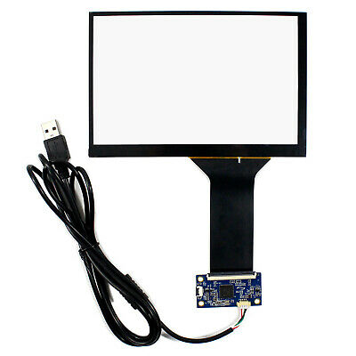 "7"" Capacitive Touch Screen USB Controller For 1280x800 N070ICG LCD Screen"