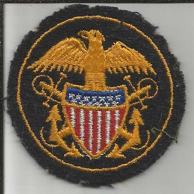 WW 2 United States Navy EX-Navy Service Patch Inv# H050