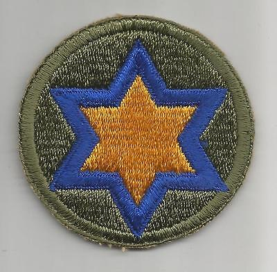WW 2 US Army 66th Cavalry Division Patch Inv# A357