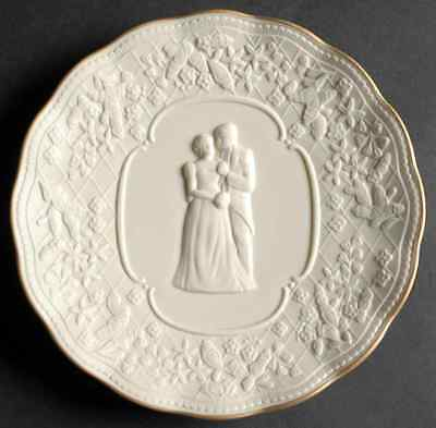 Lenox WEDDING PROMISES COLLECTION Bridal Plate 3778938
