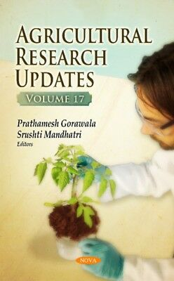 Agricultural Research Updates, 9781536104226