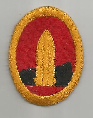 WW 2 US Army Hawaiian Coast Artillery Brigade Patch Inv# A275