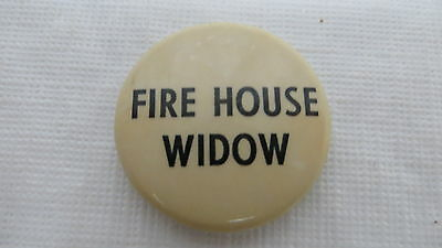 Fire House Widow Pin