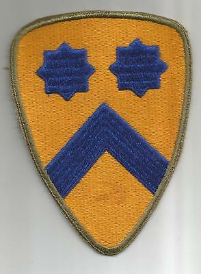 WW 2 US Army 2nd Cavalry Division Patch Inv# A227