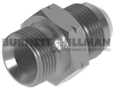 "Burnett & Hillman METRIC M14 Male 1.5mm Pitch x JIC 9/16"" Male Adaptor 