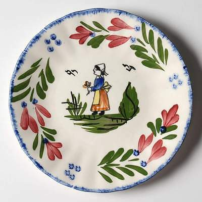 Blue Ridge Pottery FRENCH PEASANT Bread & Butter Plate B 6317744