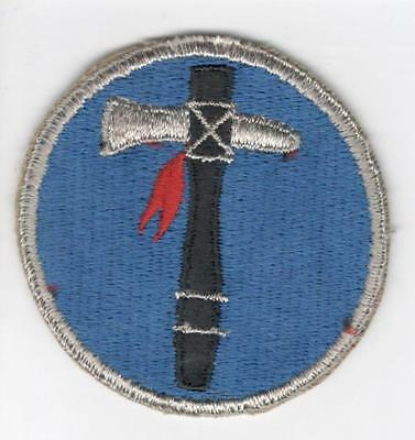 WW 2 US Army 19th Corps Patch Inv# V738