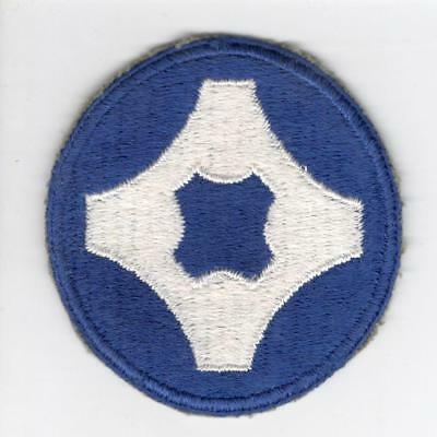 WW 2 US Army 4th Service Command Patch Inv# V751