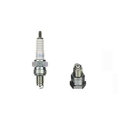 1x NGK Copper Core Spark Plug CR6HSA (2983)