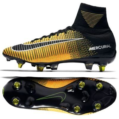 8b017d285718 New Men s Nike Mercurial Superfly Vsg-Pro Ac Soccer Cleats Neymar 889286  802 9.5