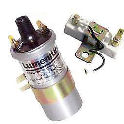 MS4 Lumenition Performance Ignition Optronic Mega Spark 4 Coil (inc ballast res)