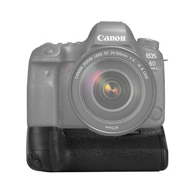 Pixel Battery Grip for Canon Eos 6D Mark II Camera With Battery Holder