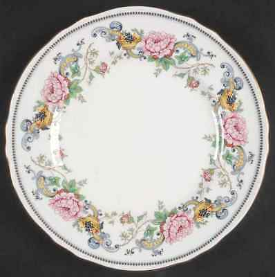 Crown Staffordshire CHELSEA MANOR Salad Plate 94719