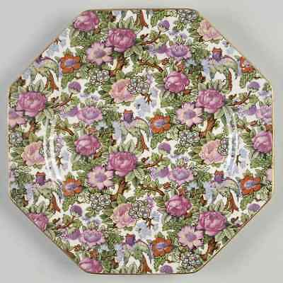 Crown Ducal VICTORIA Octagonal Salad Plate 8680652