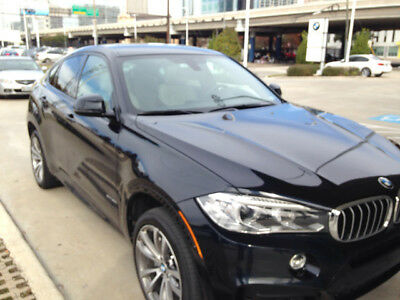 2015 BMW X6 xDrive50i Sport Utility 4-Door