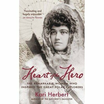 Heart of the Hero: The Remarkable Women Who Inspired th - Paperback NEW Herbert,