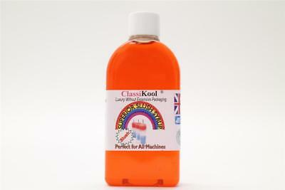 Classikool 100ml Professional Slush Puppy Syrup 6 to 1 Mix Pick Colour & Flavour