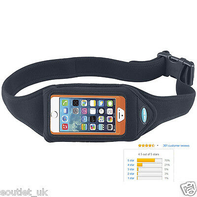 Tune Belt RUNNING/JOGGING/TRAINING BELT for iPhone 5 5s 5c SE keep your case on