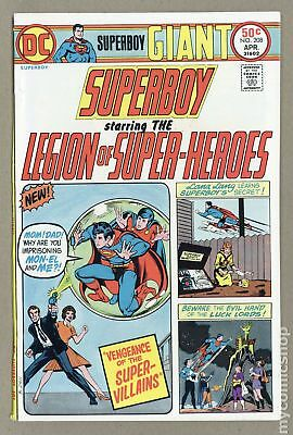 Superboy (1st Series DC) #208 1975 VF+ 8.5