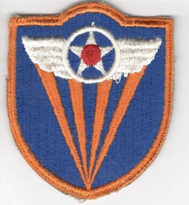 WW 2 US Army 4th Air Force Patch Inv# Z497