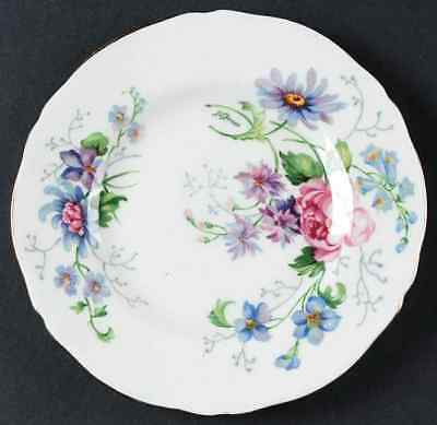 Crown Staffordshire ENGLAND'S GLORY Bread & Butter Plate 931955