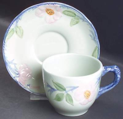 Franciscan TWILIGHT ROSE Cup & Saucer 142302