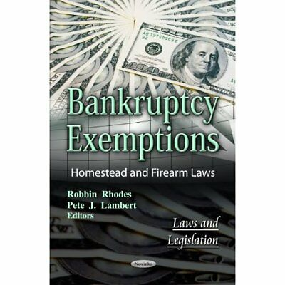 Bankruptcy Exemptions - Paperback NEW Rhodes, Robbin  2012-06-01