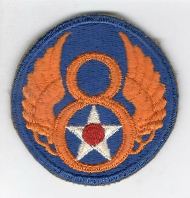 WW 2 US Army 8th Air Force Patch Inv# Z534