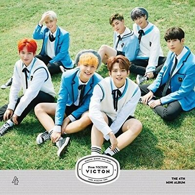 Victon - From Victon (4th Mini Album) [New CD] Asia - Import