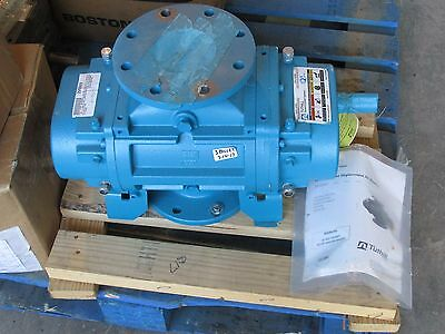 +New Tuthill 3208-Aar3Cv  Qx Series  Rotary Positive Displacement Blower