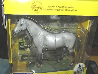 Breyer Bull In the Heather Benefit Thoroughbred Support Old Friends Horse