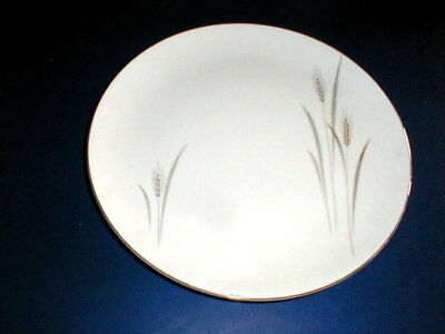Fine China Japan PLATINUM WHEAT Bread Butter Plate (grn-bth-cl)