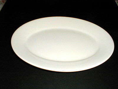 "Homer Laughlin Best China Restaurant Ware White 11-5/8"" Platter/s"