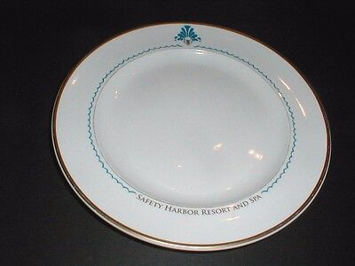 Safety Harbor Resort & Spa Florida FL Restaurant Ware Chop Plate