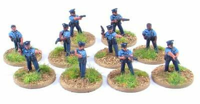 Rebel Mighty Armor 15mm U.S. Police Pack MINT