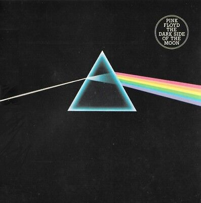Pink Floyd: The Dark Side Of The Moon – 9 Track Cd, 7 46001 2