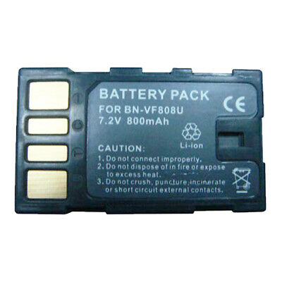 BN-VF808 Replacement Battery for JVC Everio GZ-MG132 GZ-MG132US GZ-MG133 MG133US