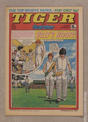 Tiger (Fleetway) UK #780624 1978 VF/NM 9.0