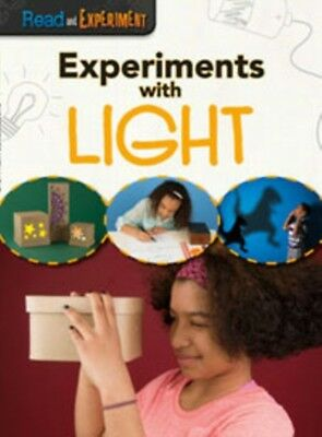 Experiments with Light (Read and Experiment) (Paperback), Thomas,. 9781406290431