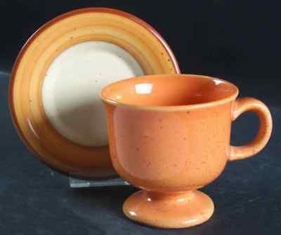 Franciscan SHADY LANE Cup & Saucer 141038