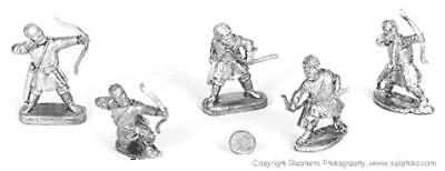 Old Glory Dark Ages Byzantines Light Foot Archer Pack MINT