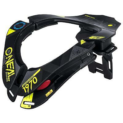 ONeal Tron Neckbrace Assault Motocross Enduro Cross MTB Quad MX FMX DH FR