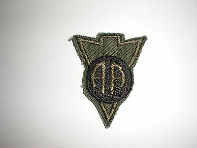 Us Army 82Nd Airborne Division Recondo Patch - Original - Subdued
