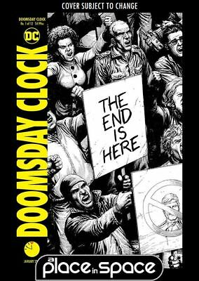 Doomsday Clock #1 - 2Nd Printing (Wk52)